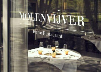 Bistro Restaurant Molenvijver 6