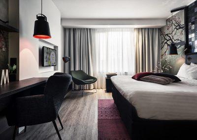 Comfort Kamer Vijverzicht - M Hotel