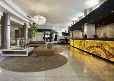 Reception - M Hotel